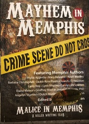 Mayhem in Mephis cover