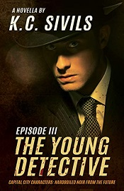 The Young Detective cover